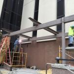 Western Michigan University - Installing Canopy