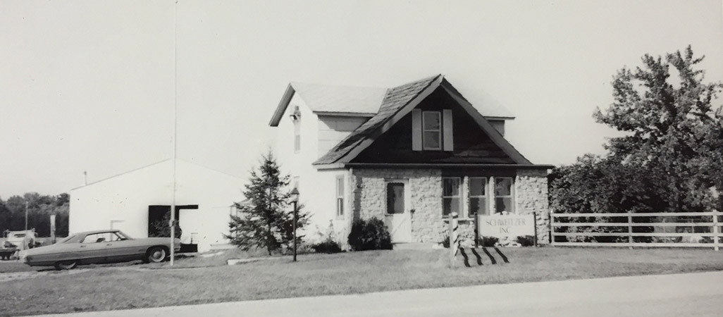 Schweitzer Battle Creek history
