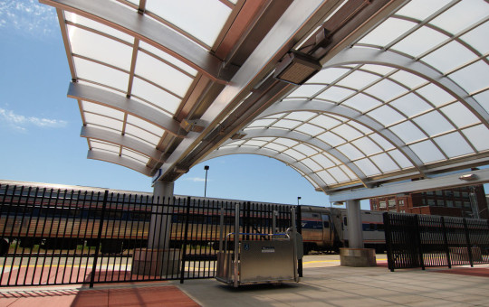 Battle Creek Intermodal Facility