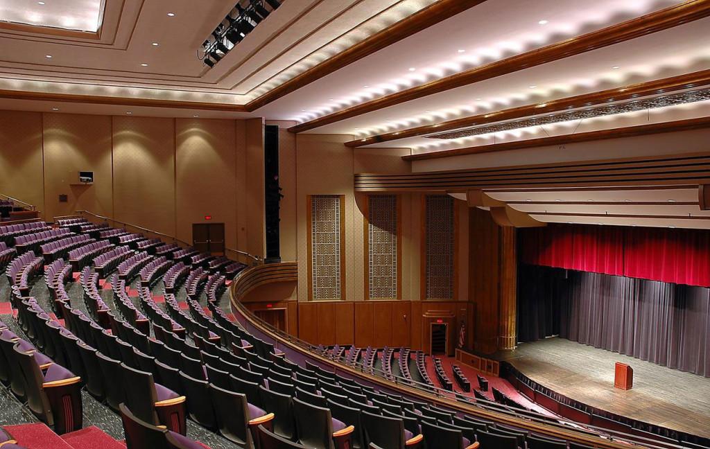 WK Kellogg Auditorium