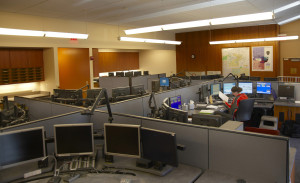 Calhoun County Building - 911 Dispatch Center