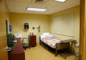 Burnham Brook Centre Care Remodel