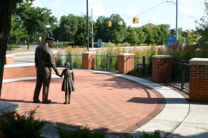 City of Battle Creek Police Memorial