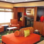 Fairfield Inn - Lobby Remodel