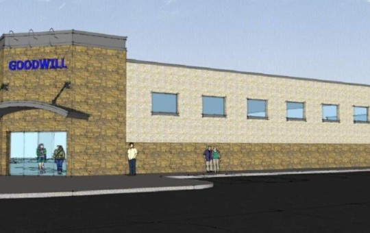 Schweitzer awarded Construction Management for Goodwill facility in Marshall