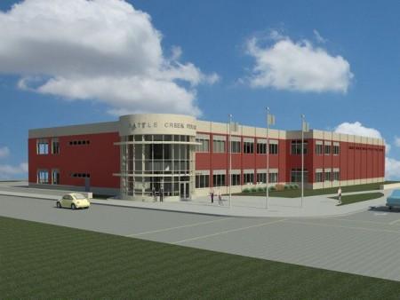 New Battle Creek Police Department headquarters