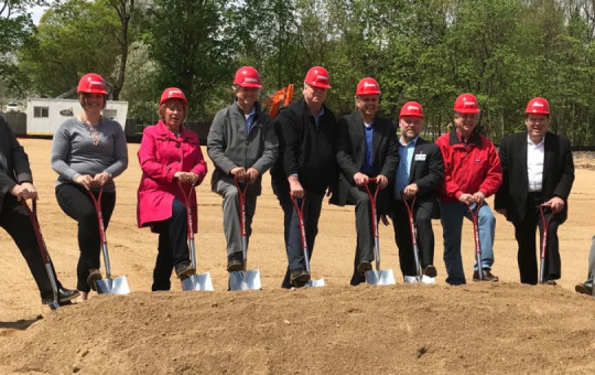 Goodwill Industries breaks ground for new Marshall facility