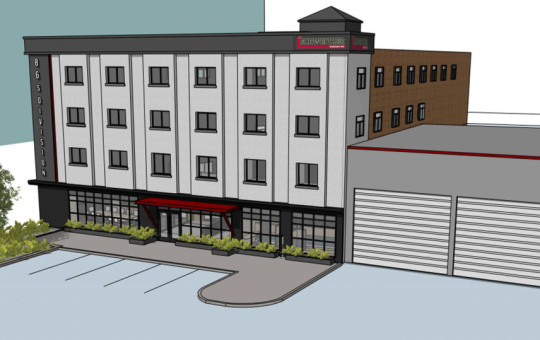 Schweitzer Inc. invests in downtown Battle Creek with renovation of historic building