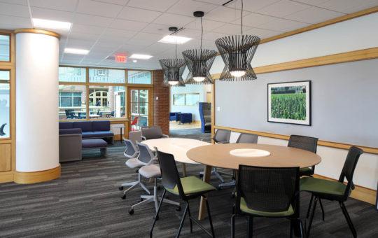 Kellogg Remodel - Meeting Area